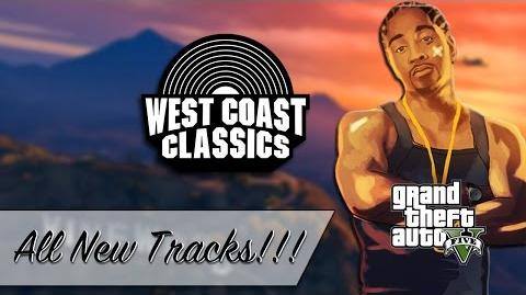 West Coast Classics - GTA V Radio (Next-Gen)