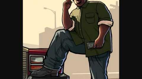 GTA San Andreas Pedestrian Voices - Melvin ''Big Smoke'' Harris