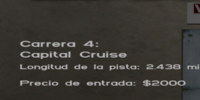 Capital Cruise