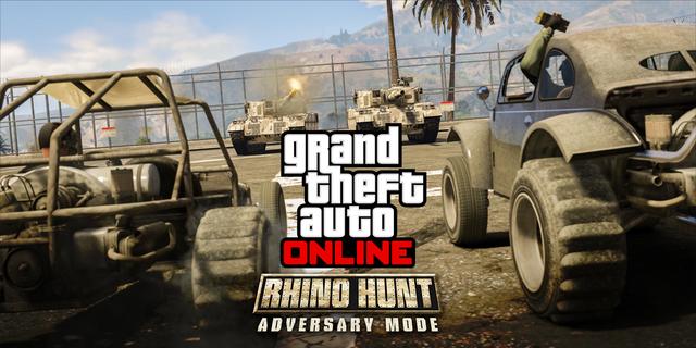 """Archivo:GTA Online - Modo Adversario """"Caza de Rhinos""""2.png"""