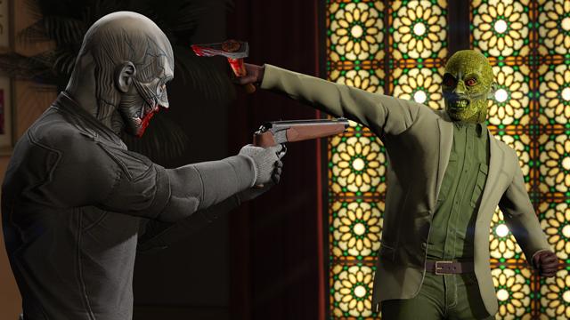 """GTA Online - Modo Adversario """"Cada bala cuenta""""2"""