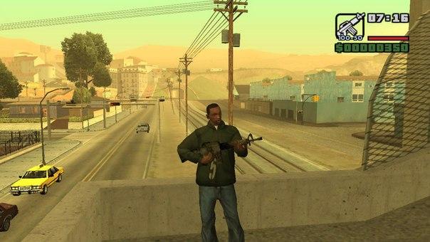 Archivo:GTA San Andreas Beta M16 Cutscene.jpg