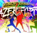 Kung Fu Rainbow Lazer Force