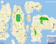 Localizaciones de Bomberos en Gta IV