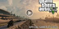 Tráiler Gameplay de Grand Theft Auto V