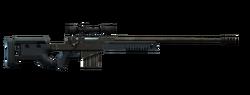 Rifle de francotirador GTA V