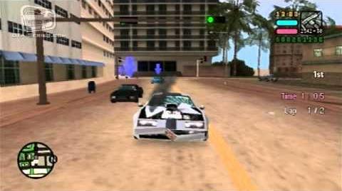GTA Vice City Stories - Fools Rush - Turismo Race 6