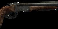 Escopeta de dos cañones