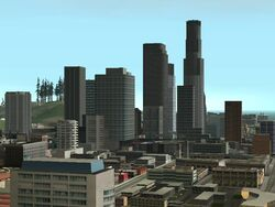 Los Santos Downtown