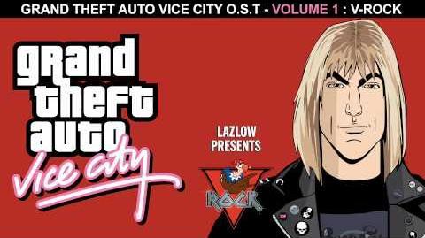 I Wanna Rock - Twisted Sister - V-Rock - GTA Vice City Soundtrack HD
