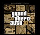 Pósteres de Grand Theft Auto III