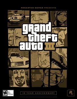 Archivo:Póster GTA III decimo aniversario US.jpg