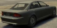 Schafter detrás GTA IV