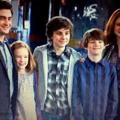 La nueva Familia Potter