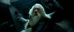 P6 Dumbledore cayendo de la torre