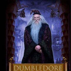 Poster Dumbledore