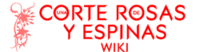 Una Corte de Rosas y Espinas wiki logo.png