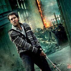 Segundo poster de Neville