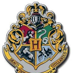 El escudo de Hogwarts
