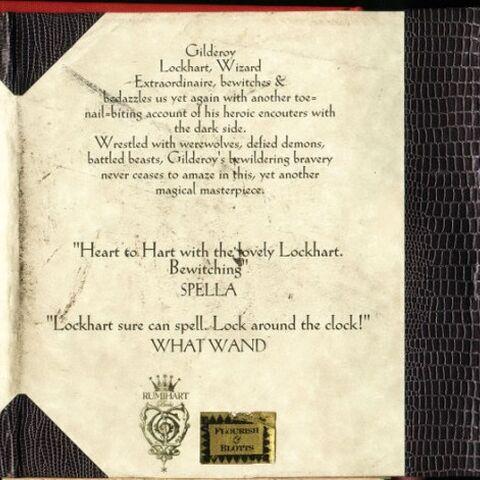 Contraportada del libro