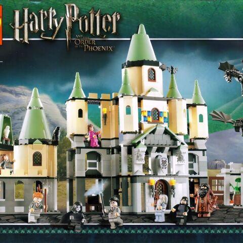 <i>Castillo de Hogwarts</i>, 5738