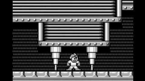 Mega Man II (6) Needle Man