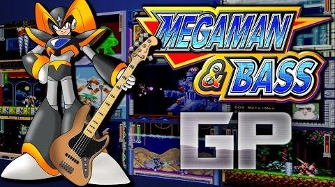 Mega Man & Bass Guitar Playthrough (COMPLETE)
