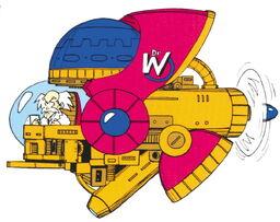 Wily Máquina 2 (Forma 2)