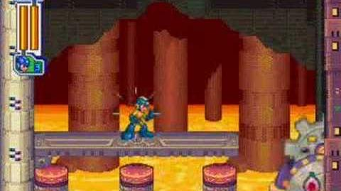 Megaman 8 Swordman