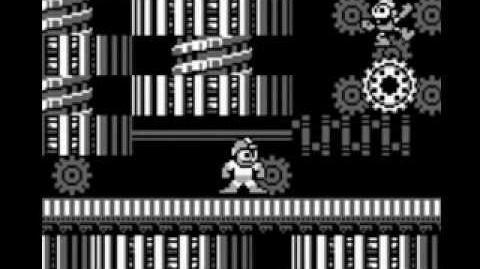 Mega Man II (2) Metal Man