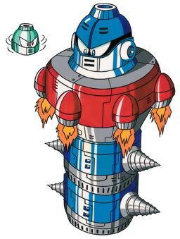 Tower Robot