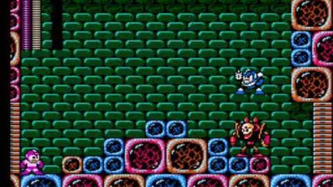 Mega Man 3 - Gemini Man DocRobot Stage