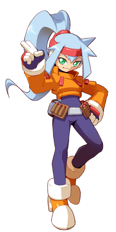 Ashe mega man hq fandom powered by wikia - Megaman wikia ...
