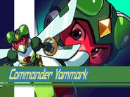 Commander Yammark MMX6