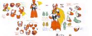 Concepto de Zero en Maverick Hunter X