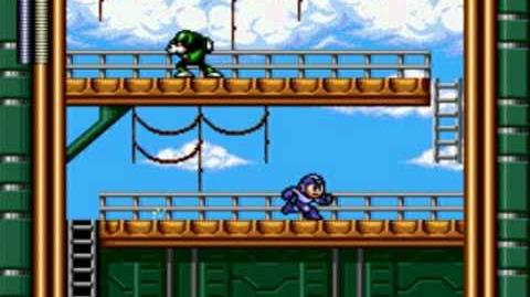 Mega Man The Wily Wars (Mega Man 3) - Needle Man