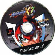 Megaman X7-CD-PS2