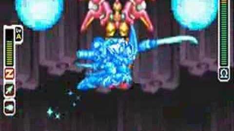 Phoenix Magnion's cameo grab!