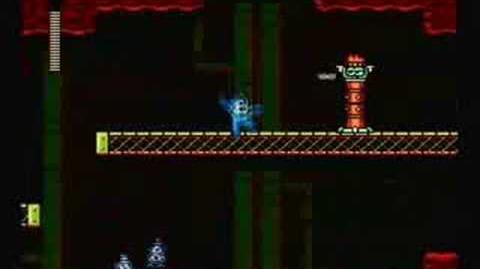 Mega Man 9 - Magma Man Stage