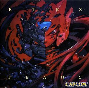 Portada de Remastered Tracks Rockman Zero Telos