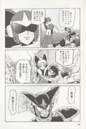 Bass y Protoman tienen una charla