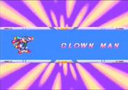 Clownman present