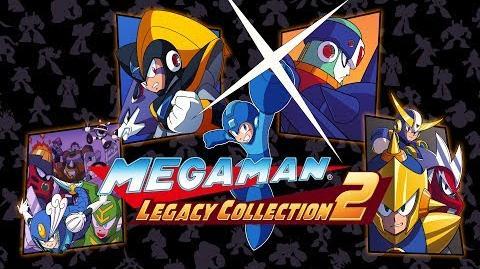 Trailer de Mega Man Legacy Collection 2 hecho por Capcom