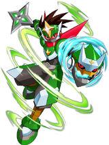 MegaMan Ninja