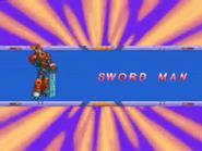 Swordman present