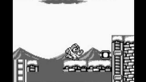 Mega Man Dr. Wily's Revenge (4) Ice Man