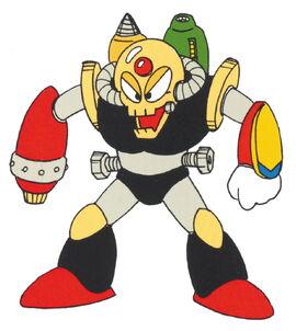 Doc Robot K-176
