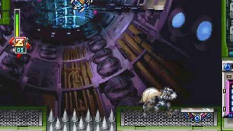 Rockman X6 - Shieldner Sheldon Xtreme (5)