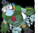 Bubble Man