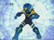 Cross fusion - megaman (2nd)